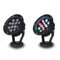 outdoor lawn light ip65 floor light 3w5w6w9w12w18w ac220v garden waterproof spot light sitting outdoor lighting