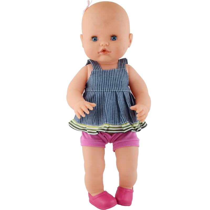 Zapatos de muñeca rosa de moda para bebés Nenuco de 35 cm, accesorios para muñecas, el mejor regalo de cumpleaños para niños (solo se venden zapatos)