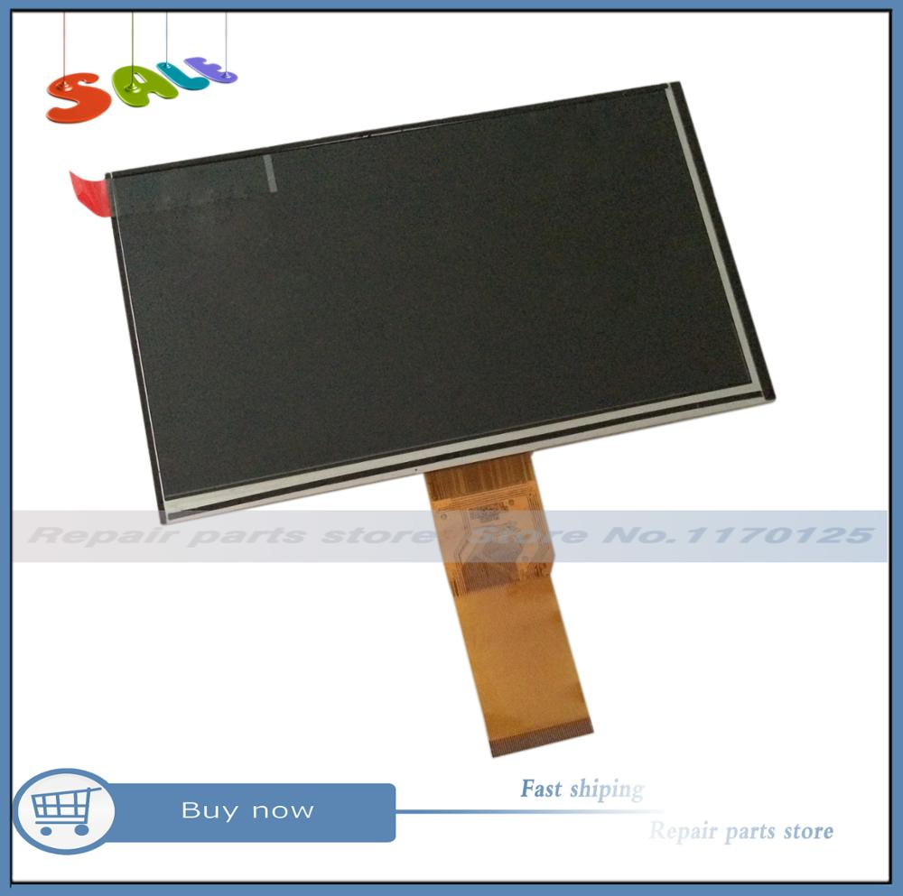 New 7 polegadas E708 Colorido 3G MFPC070140 hd IPS Display LCD de tela para Newman F7 Dual telas de LCD frete grátis