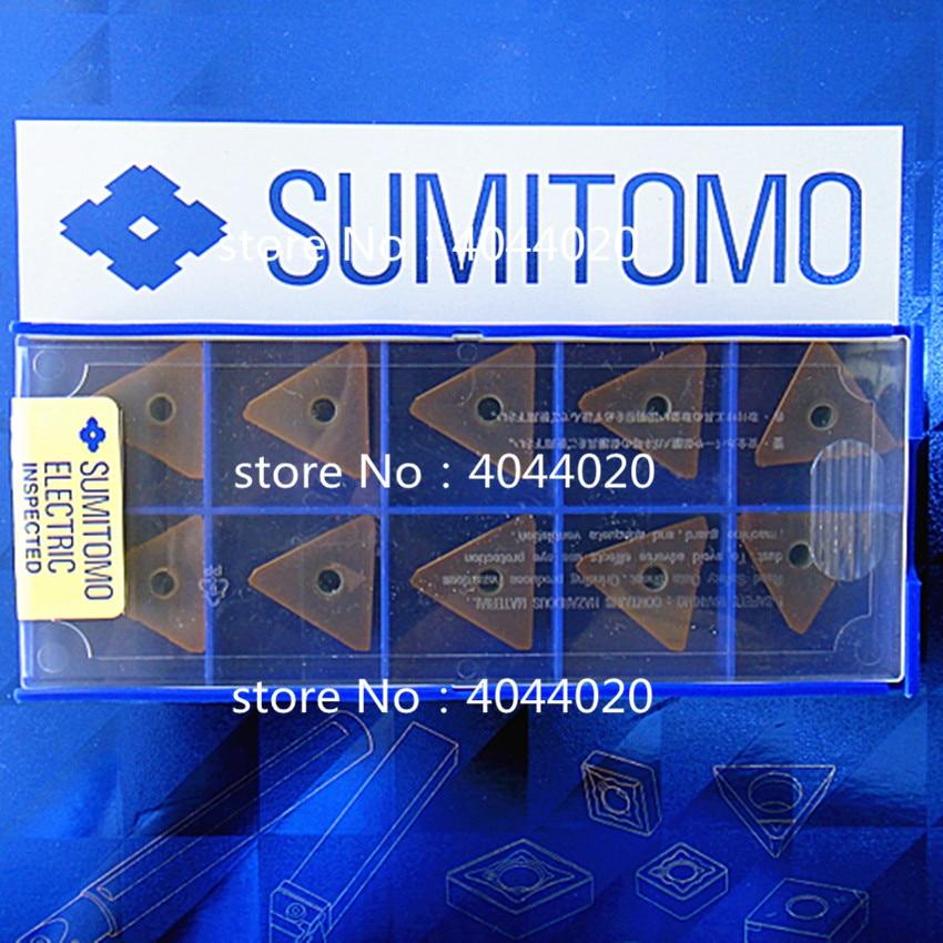 TEKN43TR ACP300 10 قطعة سوميتومو جودة السلع الجديدة الأصلية