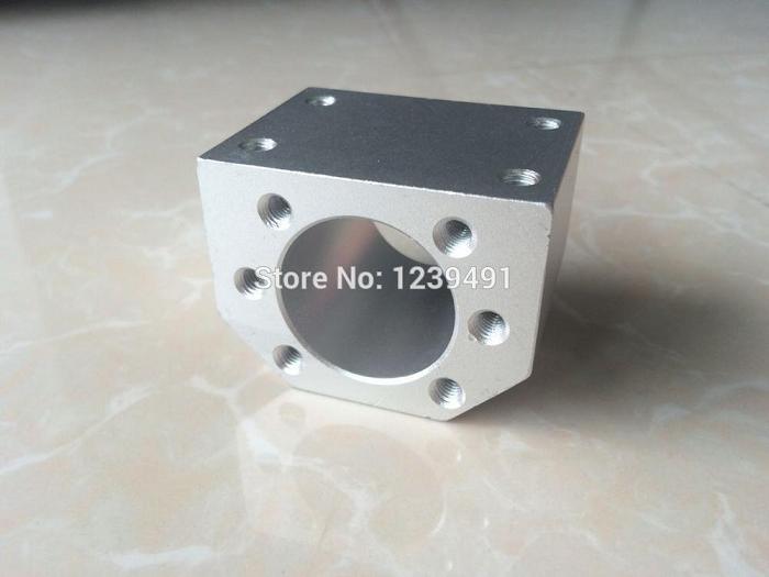 3pcs ballscrew nut housing bracket holder for SFU1604 SFU1605  SFU1610 Aluminium Alloy Material