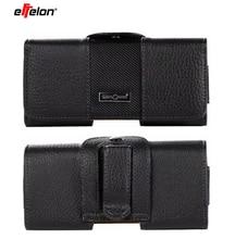 Sac de ceinture pour hommes pour iPhone 8 7 6 6s plus étui étui pour Samsung/Sony/LG/Nokia étui de téléphone classique