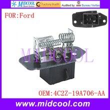 Résistance pour moteur de ventilateur   Nouvelle résistance pour moteur de ventilateur, utilisation OE Vacances pour Ford-  Pour Ford, en jeu, pour extérieur