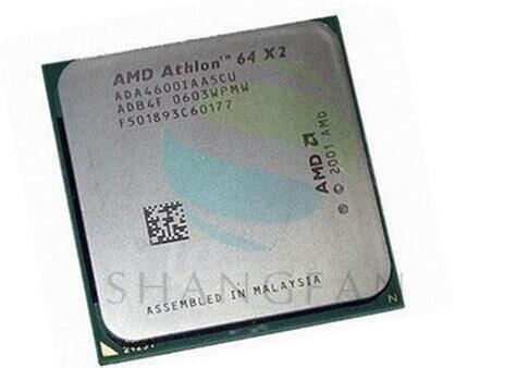 Двухъядерный процессор AMD Athlon 64 X2 4600 + 2,4 ГГц ADA4600DAA5BV ada4600ia5cu ado4600ia5cs Socket 939