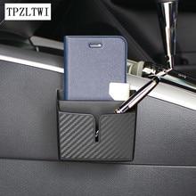 TPZLTWI boîte de rangement de voiture   Pour Honda Civic Accord Crv Fit Jazz City Crf Cr-v Hrv Odyssey Integra Crx Stream S2000 Insight