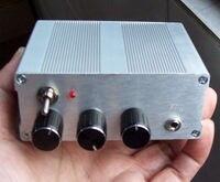 DIY Kits Airband Radio Receiver Aviation Band Receiver diy kits +Aluminum Case for Aircraft