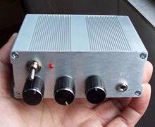 Kits de bricolage récepteur de bande aérienne récepteur de bande daviation kits de bricolage + boîtier en aluminium pour avion