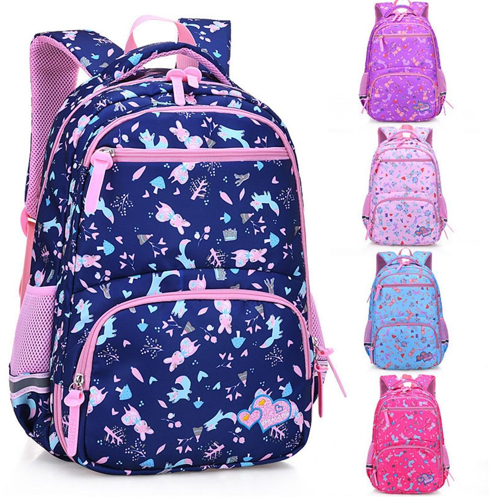 pug dog husky printing backpack for children girls New Children Schoolbags for Girls Primary School Book Bag Sac Enfant Children School Bags Printing Backpack Orthopedic Backpack