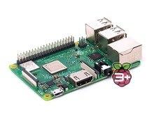 Raspberry Pi 3 modèle B + (Plus) avec 1.4GHz CPU 1GB LPDDR2 SDRAM USB 2.0 Bluetooth 4.2 et double bande 802.11ac LAN sans fil