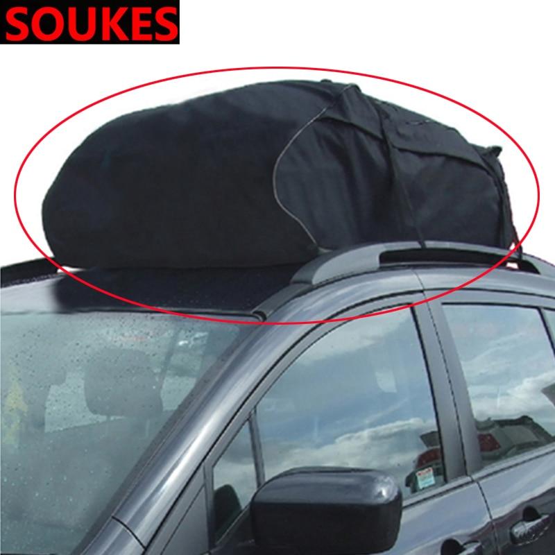 حقيبة أمتعة سقف السيارة لنيسان قاشقاي أوبل أسترا J H G Skoda Octavia A7 2 Volvo XC90 V70 Subaru