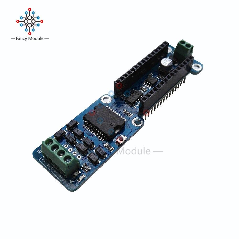 NANO-L298P L298P 2A двухканальный модуль шагов