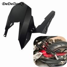 Защитный чехол на цепь мотоцикла с ЧПУ, алюминиевая задняя шина Hugger Fender Для Yamaha FZ07 FZ-07 MT07 MT-07 mt 07