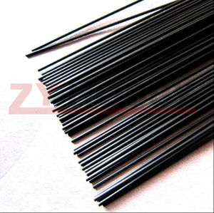 Pole 10mm Diameter x 500mm Carbon Fiber Rods For RC Airplane