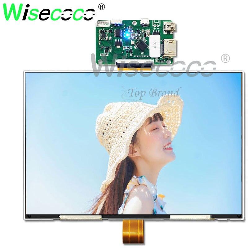 Pantalla LCD 2K IPS de 8,9 pulgadas 2560*1600 61 pines con tarjeta de controlador micro usb HDMI MIPI para pantalla de tableta impresora 3D