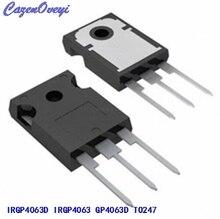10 pcs/lot IRGP4063DPBF IRGP4063D IRGP4063 GP4063D TO247 En Stock