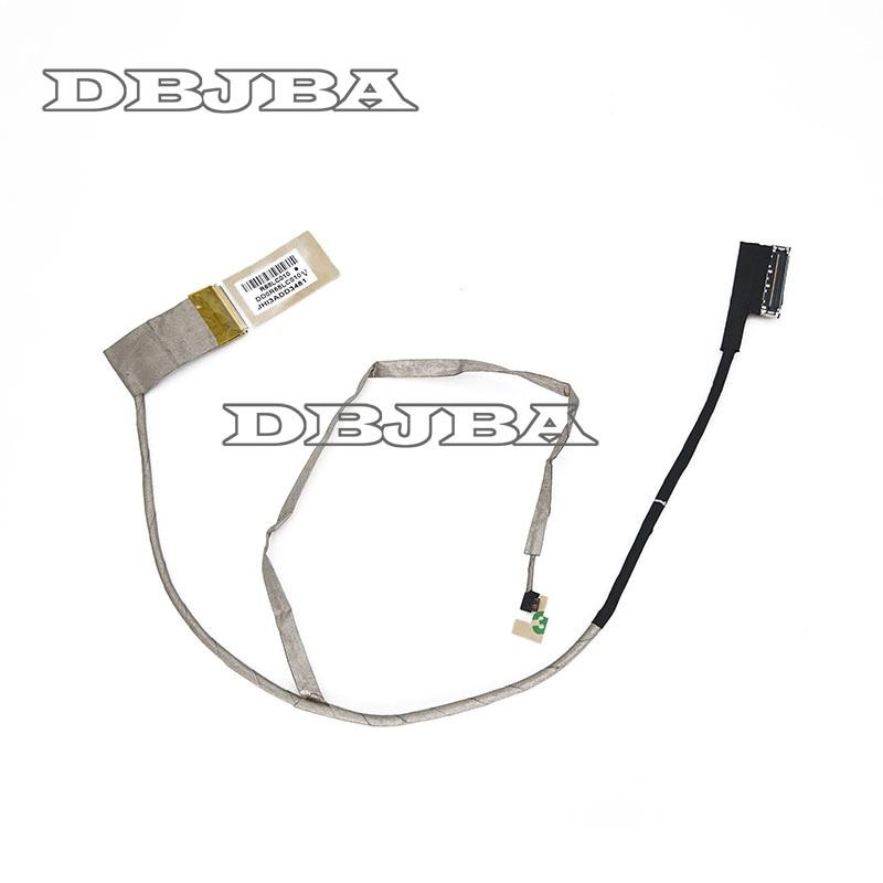 Genuino para HP Pavilion 17-E 17-E016DX LCD cable de vídeo de pantalla 720667-001 DD0R68LC030 DD0R68LC040