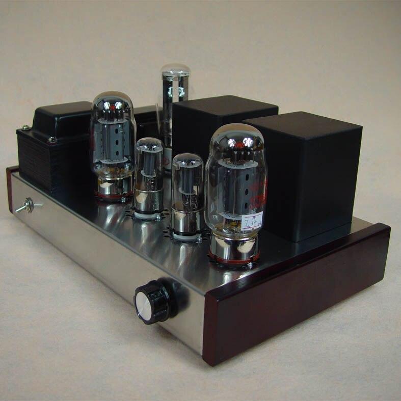 Una obra maestra de edición limitada KT88 kit amplificador de tubo de un solo extremo burst 2016 paridad directa de fábrica