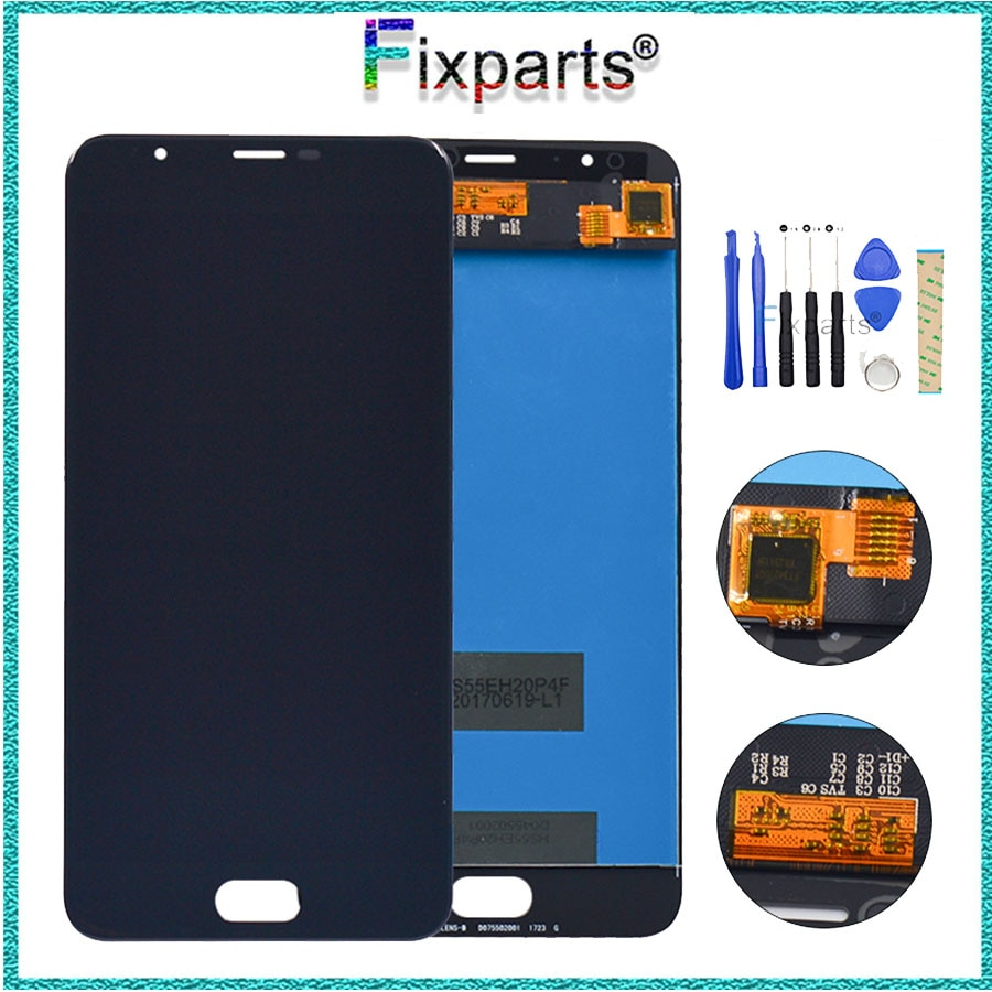"Tela de reposição para asus zenfone 4 max plus zc550tl, display de lcd e digitalizador touchscreen, 5.5 ""para asus zc550tl com ferramentas"
