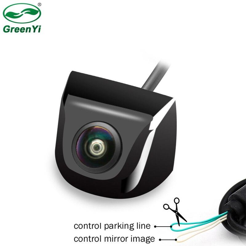 Объектив рыбий глаз звездный свет ночь 170 градусов HD Sony/MCCD камера заднего вида для парковки монитор
