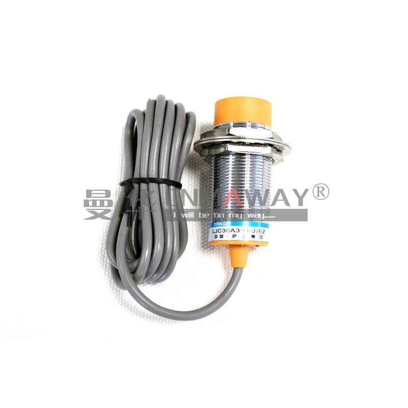 30 мм емкостный датчик приближения Переключатель NO NPN 25 мм расстояние обнаружения LJC30A3-H-Z/BX 3-проводной DC6-36V + монтажный кронштейн