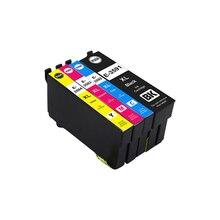 Einkshop T35XL T35 atrament kartridż do Epson T3591 T3581 WorkForce Pro WF-4740DTWF 4730DTW 4720DW 4725DW drukarki