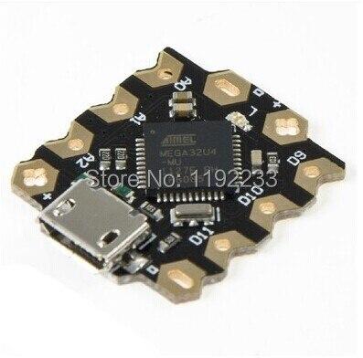 2 шт./лот контроллер жука размер монет для Arduino Leonardo