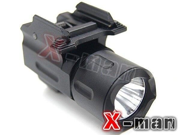 1WS Профессиональный 600LM CREE XP G2 R5 светодиодный тактический пистолет ручной