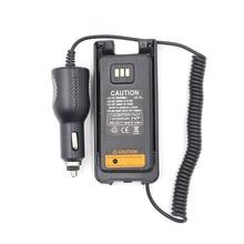 100% original TYT 12-24V 3800mAh Batterie Eliminator Auto Ladegerät Für TYT MD-2017 MD2017 DMR Zwei Weg radio Walkie Talkie