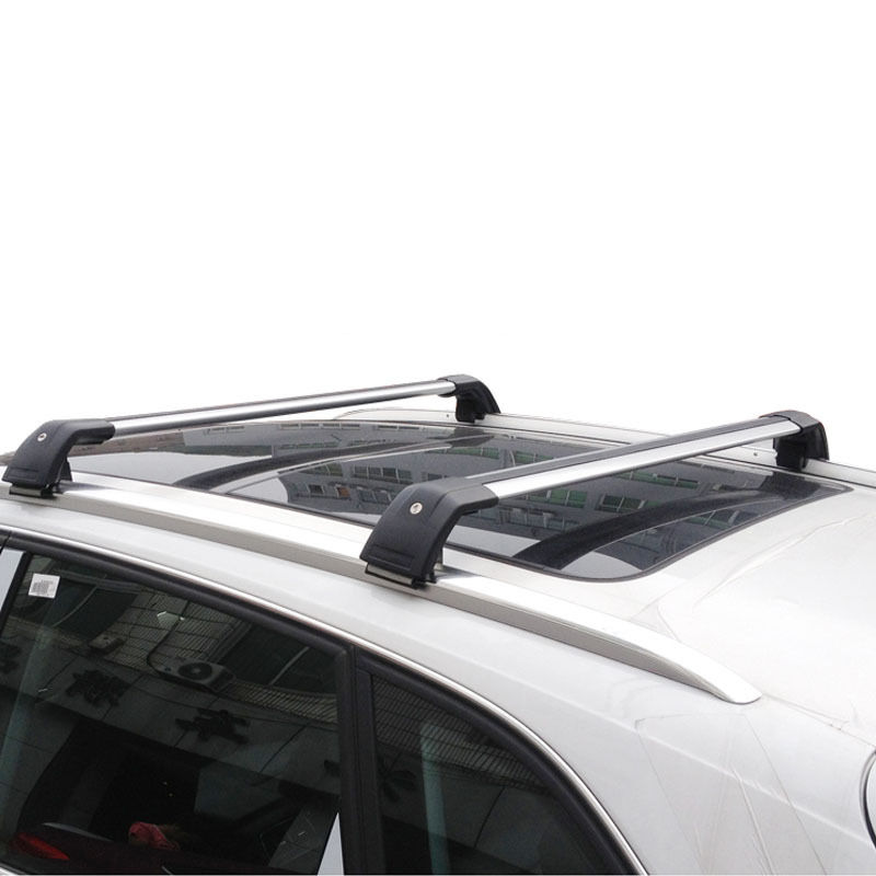 Rack de teto bar corpo Principal liga de alumínio Para MINI 2006-2016 BMW X1 X3 X4 X5 1 conjunto