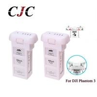2X Intelligent Flight Battery 4S 15.2V 4500mAh For DJI Phantom 3 Series Accessories Battery For DJI Phantom 3&Phantom 3 Standard