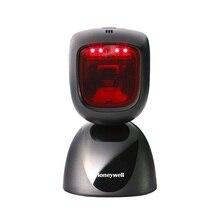 Youjie par Honeywell HF600 bureau mains libres 1D, billetterie PDF417 QR Code, scanner de codes à barres 2D avec câble USB
