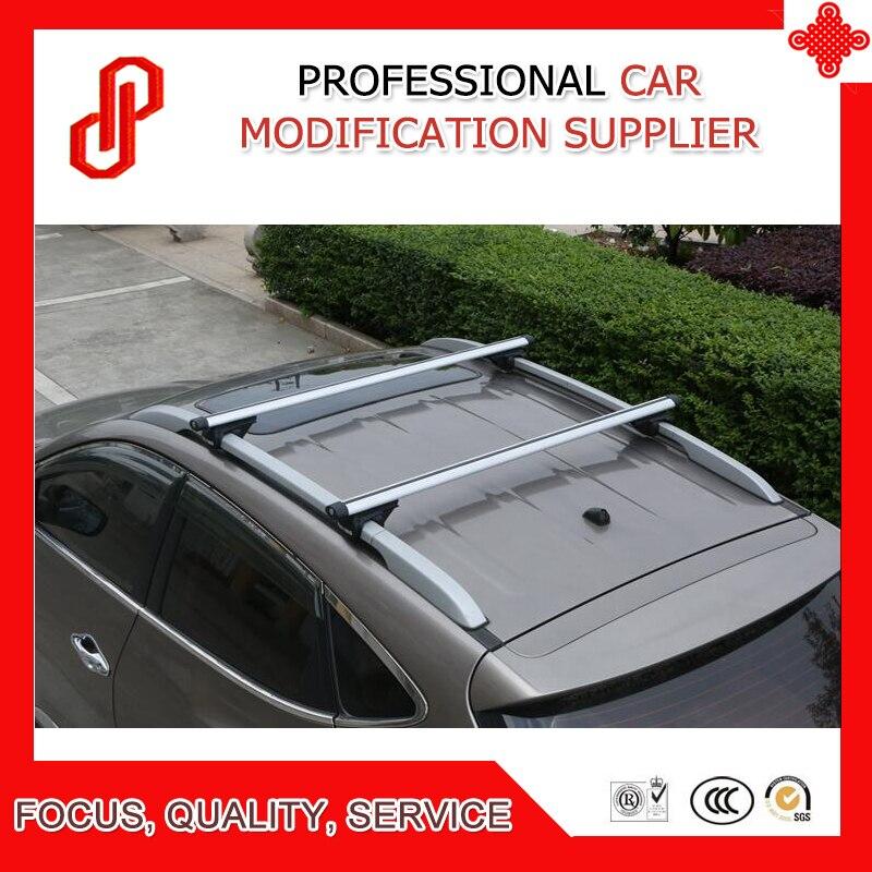 Barre transversale de toit de voiture en alliage   1 paire de charges marchandises de haute qualité, Alumiunium pour Freelander 2 / Land Rover LR2