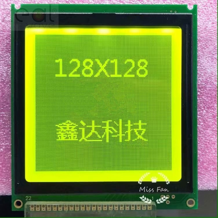KS3500 KS3600 KG128128A-YTW1BDY-V KS3500 ЖК-дисплей Дисплей 128*128 T6963 контроллер AT-G128128B ЖК-дисплей Экран