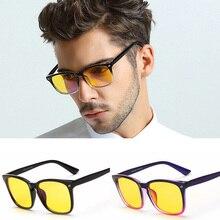 Zilead lunettes unies Anti-lumière bleue   Lunettes de protection contre les radiations et sur ordinateur de marque, lunettes à monture pour femmes et hommes