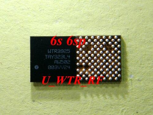 5 unids/lote WTR3925 U_WTR_RF si ic para iPhone 6S 6Splus de frecuencia intermedia ic