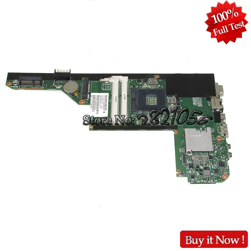 NOKOTION Laptop motherboard 633863-001 For HP Pavilion DM4 DM4-1000 HM55 HD GMA graphics Fully Tested