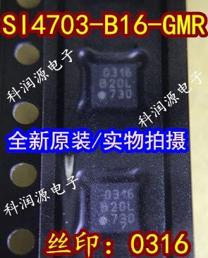 Envío gratuito SI4703 SI4703-B16 SI4703-B16-GMR