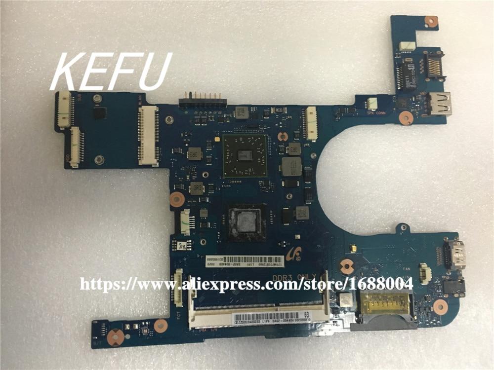 KEFU Für Motherboard Für Samsung NP305U1A Mit E450 CPU BA92-09448A BA92-09448B BA41-01686A Mainboard