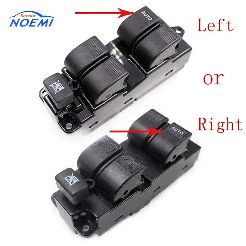 YAOPEI GJ6A-66-350A derecha o izquierda para Mazda 6 323 FML Premacy interruptor principal de Control de ventanilla GJ6A66350A GJ6A-66-350