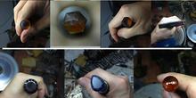 Gemstone Grinding machine dimamond Faceting Machine Jade Stone Angle Machine Jewelry Polisher Flat Grinder LED dot sticks