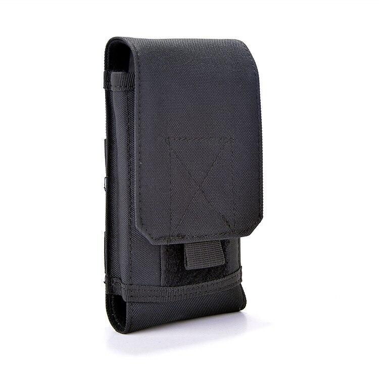 Para Doogee S30 S60 caso al aire libre MOLLE de Camo del ejército camuflaje bucle gancho bolsa para UMiDIGI cristal Pro Doogee BL7000 Vernee Thor Plus