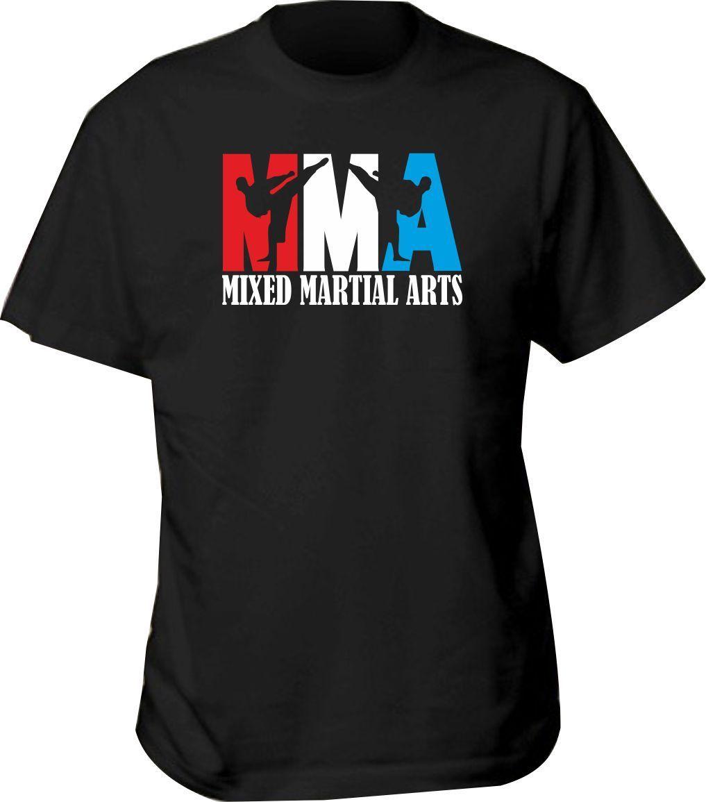Camiseta informal mma para entrenamiento jiu jitsu muay thai brasileño bjj ideal