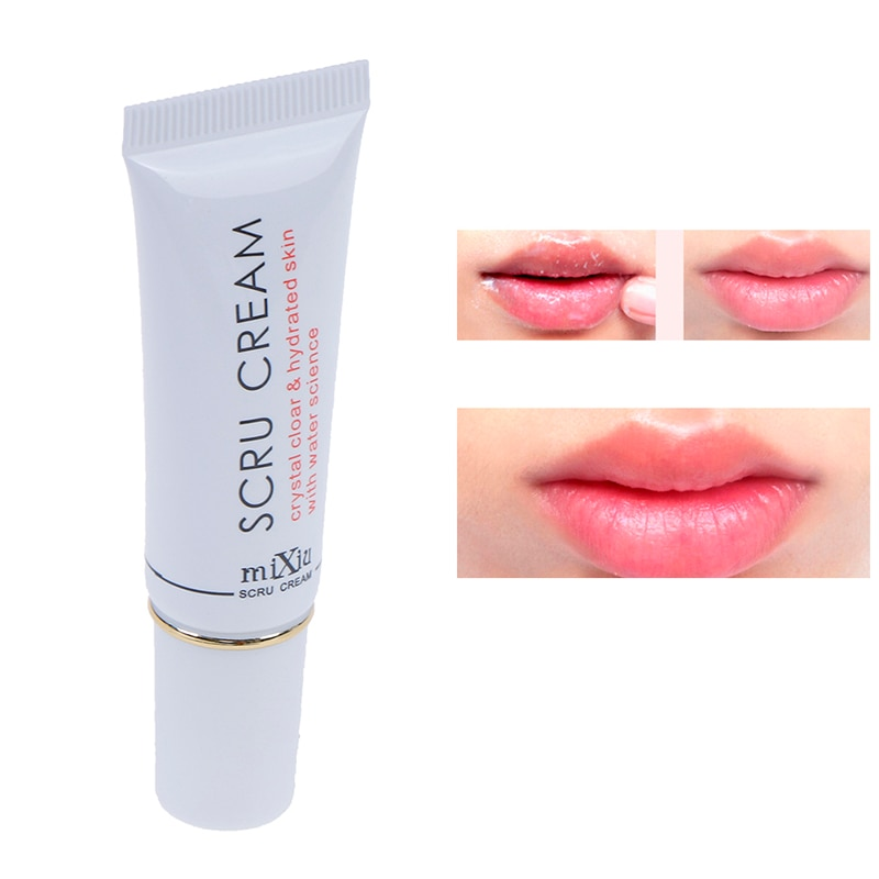 1pc New Lip Removal Horniness Gel Lips Moisturizing Exfoliating Scru Cream Care Tool