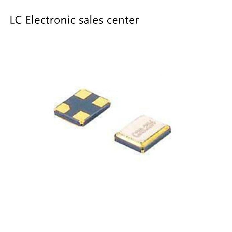 10 pces original remendo oscilador de cristal ativo 2520 osc 2.0*2.5 6.000mhz 6m 6mhz categoria industrial