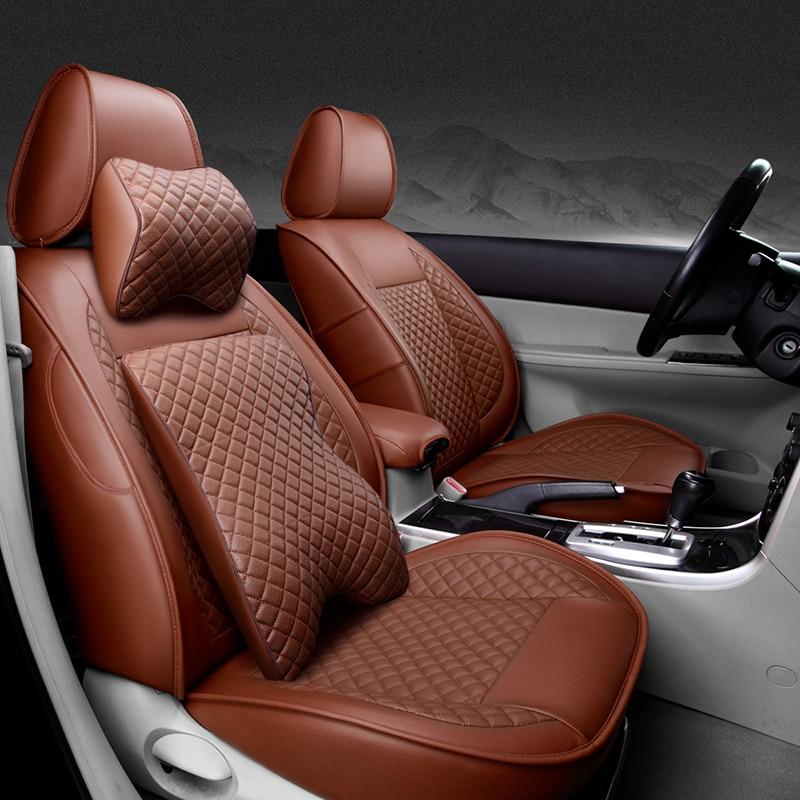 Funda de asiento de coche personalizada para Lifan todos los modelos Lifan x60 x50 320 330 520 620 630 720 accesorios de coche protector de asiento de coche