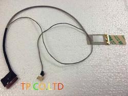 "Genuine new frete grátis cabo laptop lcd para hp pavilion 17-f 17-f037cl 17-f (a) 17.3 ""p/n ddy17alc010 ddy17alc000 ddy17alc020"