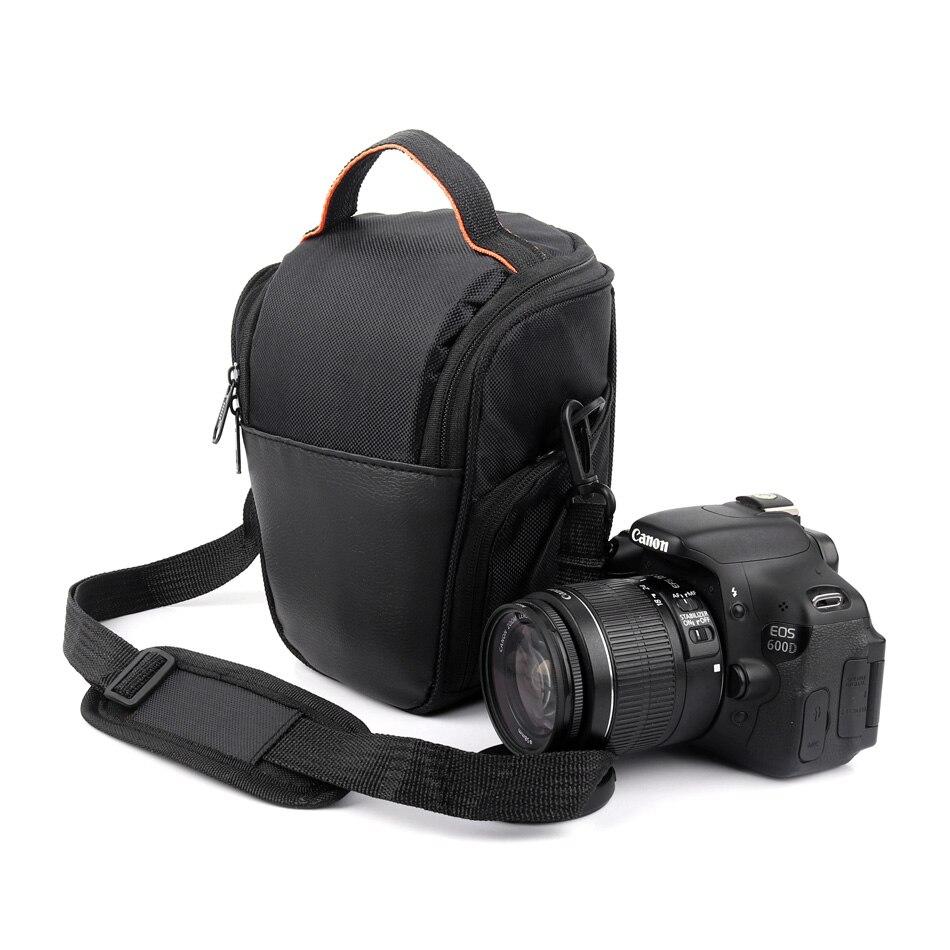 Bolsa para cámara DSLR para Olympus E-M10 EM5 markII EM10II EM5 E-M1 E-PM2 E-PL6 EPL6 EPL5 EPL7 EPL8 EPL-7 SP820 SP-100EE