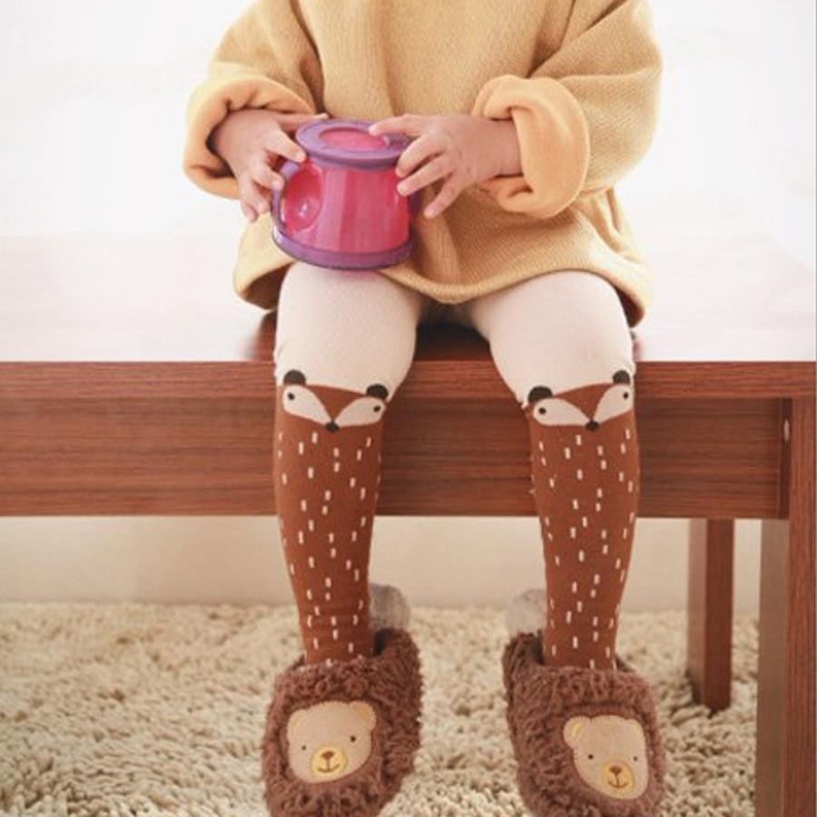 Medias medias para bebés, medias altas tejidas para niños, medias altas para niñas, medias de otoño para niños