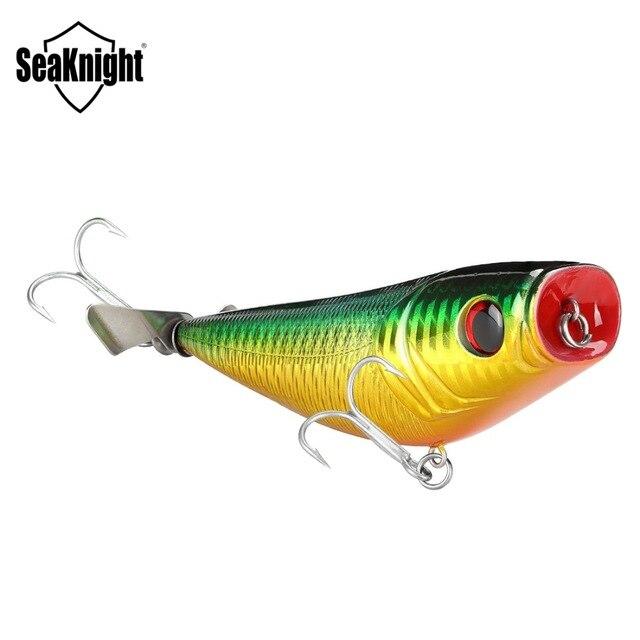 SeaKnight приманка поппер для рыбалки 1 шт SK048 твердая приманка 29,0 г 100 мм/3.94in реквизит пропеллер VMC Крючки рыболовные приманки