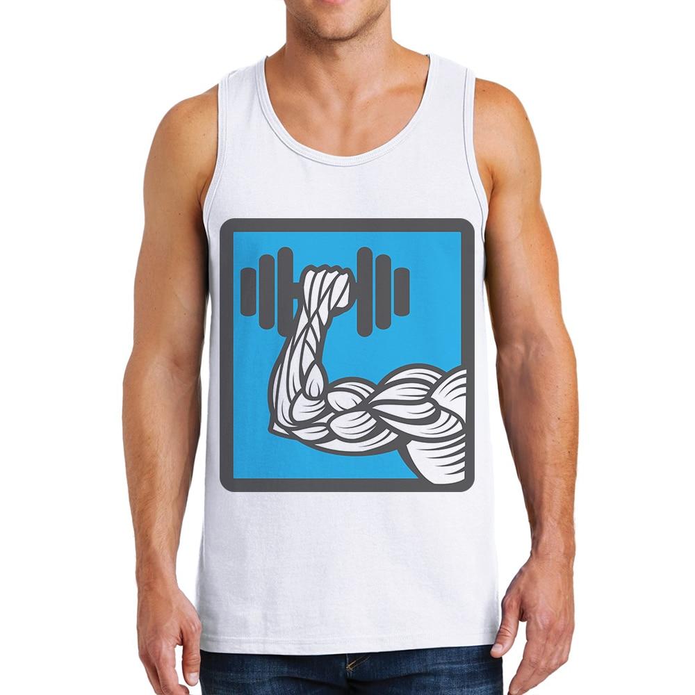 Nueva Camiseta Sin Mangas de algodón para hombre, Camiseta para hombre, Camiseta...